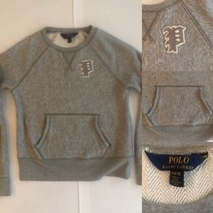 Polo by Ralph Lauren Girls Sweatshirt